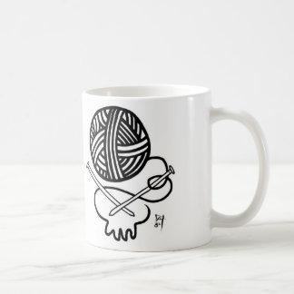 Death By K2P2 Basic White Mug