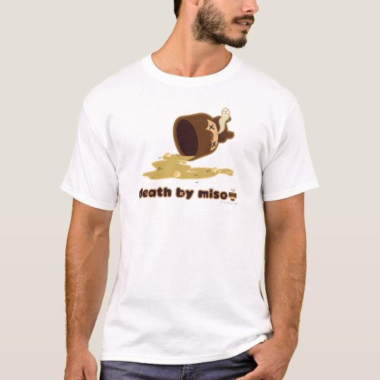Death by Miso: Tripped T-Shirt