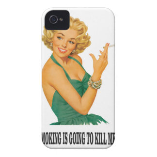 death by smoke yeah iPhone 4 cases