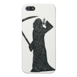 Death Calling iPhone 5 Covers