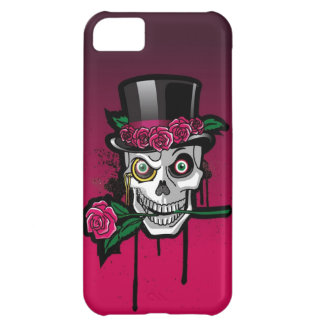 Death Came Calling iPhone 5 Case