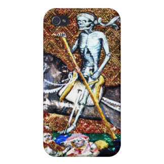 Death Card  Case For The iPhone 4