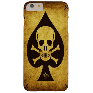 Death card iPhone 6 case Barely There iPhone 6 Plus Case