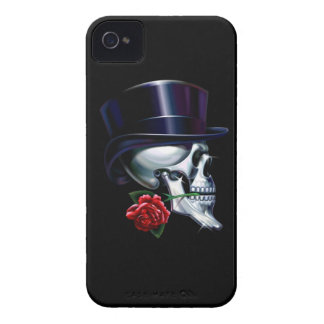 Death Comes Calling iPhone 4 Case
