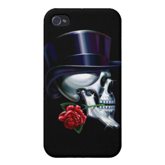 Death Comes Calling iPhone 4 Speck Case iPhone 4 Cases