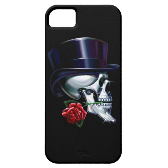 Death Comes Calling iPhone 5 Case