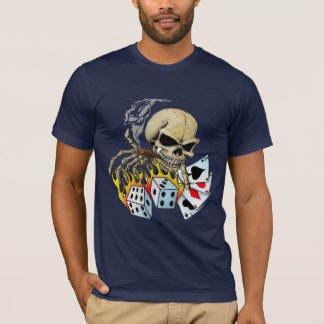 Death Dealer Skeleton Shirt