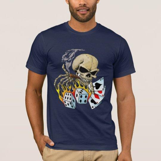 Death Dealer Skeleton Shirt