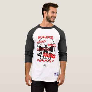 Death Defeated (Raglan) T-Shirt
