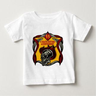 Death-Defying 55th Birthday Gifts Tee Shirt