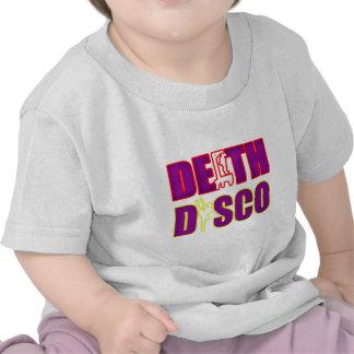 Death Disco Tee Shirts