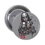 Death Eater Avada Kedavra 6 Cm Round Badge