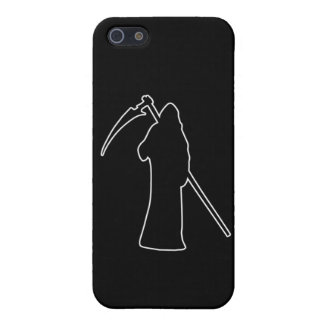Death figure case for iPhone 5
