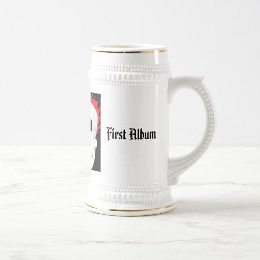 Death Fist Stein Coffee Mug