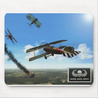 Death from Above Mouse Mat