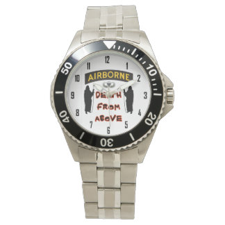 DEATH FROM ABOVE WRISTWATCH