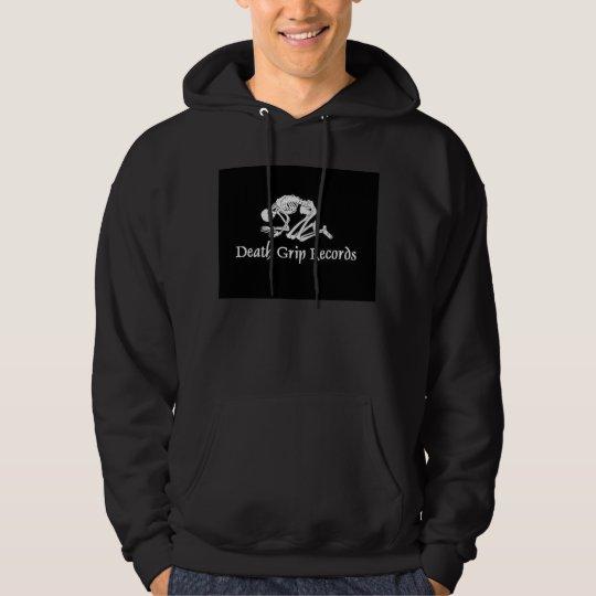 Death Grip Black Hoodie