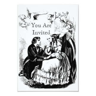Death Hath Its Charms invitation