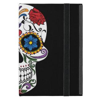 Death head flowers covers for iPad mini