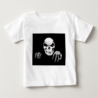 Death in the shadows baby T-Shirt