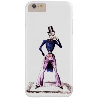 Death is a Gentleman Barely There iPhone 6 Plus Case