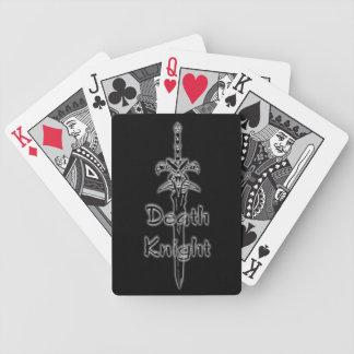 Death Knight Logo card deck