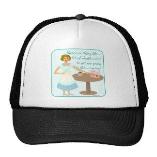 Death Metal Housewife Hats