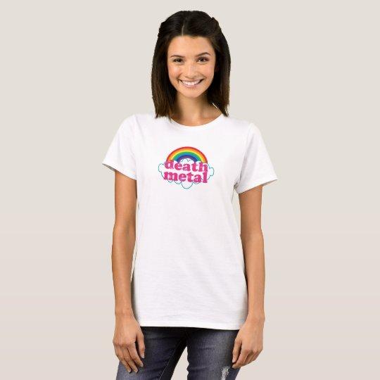 Death Metal Rainbow! T-Shirt
