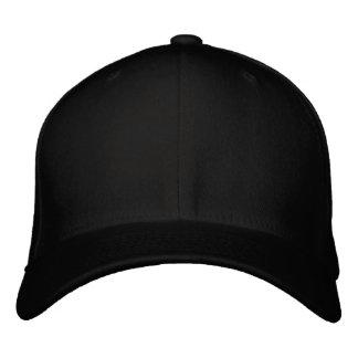 Death Moth Flex Fit Cap Embroidered Cap