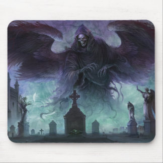 Death, Mouse Pad
