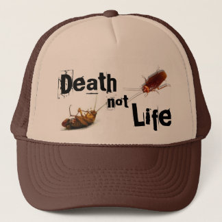 Death not Life Trucker Hat