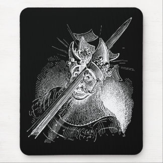 Death of a Knight by Gustave Dore Mouse Mat