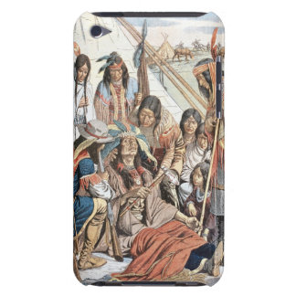 Death of Chief Joseph iPod Touch Cases