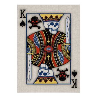 Death of Spades Print