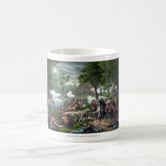 Death Of Stonewall Jackson Coffee Mug