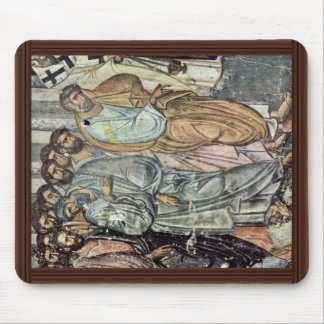 Death Of The Virgin  By Meister Von Sopocani Mouse Pad