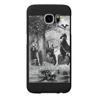 Death on a Pale Horse Samsung Galaxy S6 Cases