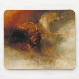 Death on a Pale Horse Mouse Pad