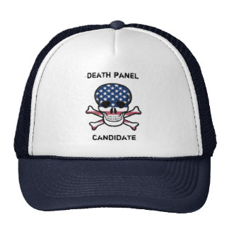 Death Panel Candidate Mesh Hat