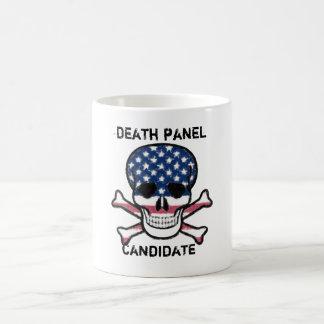 Death Panel Candidate Coffee Mugs