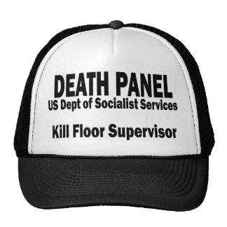 Death Panel - Kill Floor Supervisor Cap