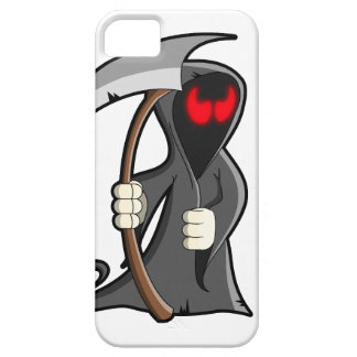 Death Phone Case Barely There iPhone 5 Case