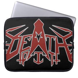 Death Pit Laptop sleeve