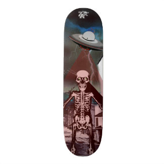 Death Ray! Skateboard