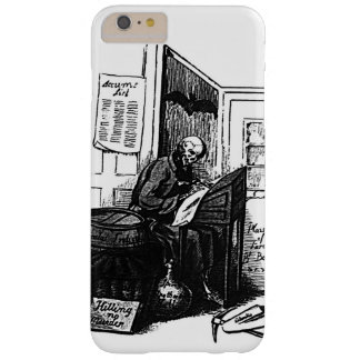 Death Register Barely There iPhone 6 Plus Case