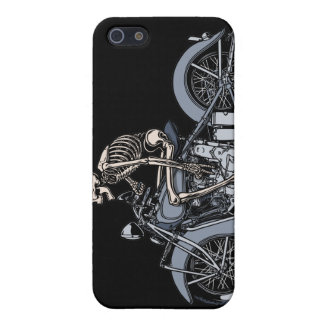 Death Rider III iPhone 5/5S Covers