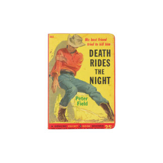 Death Rides the Night western book cover