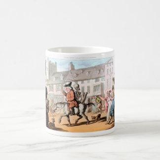 Death Rides Thru mug