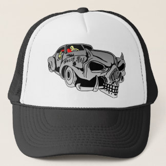 Death Rod Trucker Hat