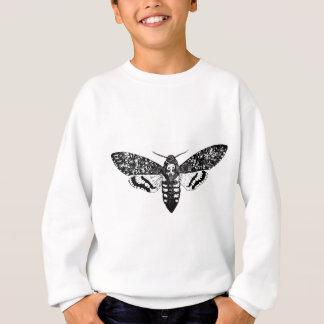 Death`s head hawkmoth sweatshirt